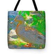 Duckside Tote Bag