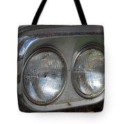 Duel Lights Tote Bag