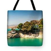 Duke House In El Chorro Lake District. Spain Tote Bag