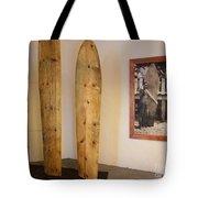 Duke Kahanamoku Surfboards Tote Bag