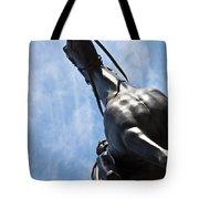 Duke Of Wellington Tote Bag