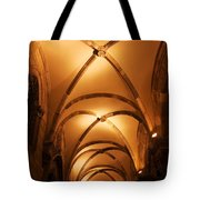 Duke's Palace Arched Ceiling Tote Bag
