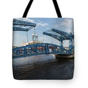 Duluth Draw Bridge 1 C Tote Bag