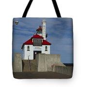 Duluth S Pierhead 23 Tote Bag