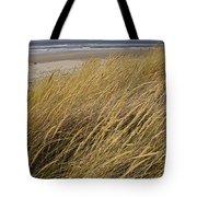 Dune Grass On The Oregon Coast Tote Bag