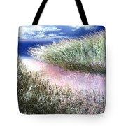 Dune Path Tote Bag