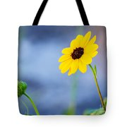 Dune Sunflower Tote Bag