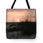 Dune Sunset Tote Bag