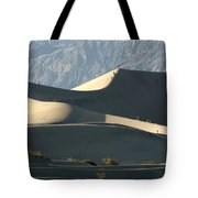 Dune Walkers Tote Bag