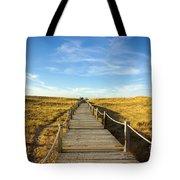 Dune Walkway Tote Bag