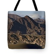 Dunes Of Death Valley Tote Bag