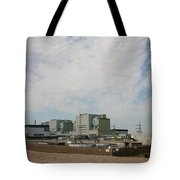 Dungeness Power Station Tote Bag