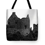 Dunluce Castle Tote Bag