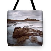 Dunstanburgh Castle II Tote Bag