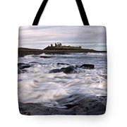 Dunstanburgh Castle Iv Tote Bag