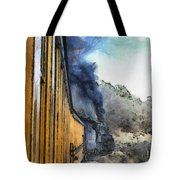 Durango Silverton Painterly 3 Tote Bag
