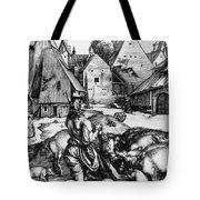 Durer: Prodigal Son, 1496 Tote Bag