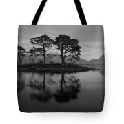 Dusk At Loch Maree Tote Bag