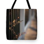 Dusk Grasses Tote Bag