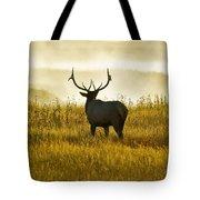 Dusky Elk Tote Bag