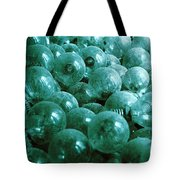 Dusty Light Bulbs Tote Bag