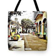 Dutch Alley  Tote Bag