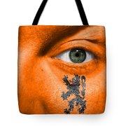 Dutch Lion - Coat Of Arms Tote Bag
