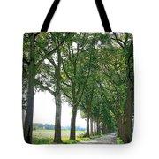 Dutch Road - Digital Painting Tote Bag