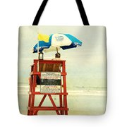 Duty Time Tote Bag