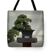Dwarf Japanese Garden Juniper Tote Bag