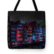 Dyke Road  -  Hamburg Tote Bag