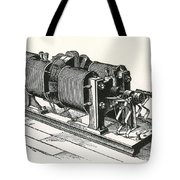 Dynamo Electric Machine Tote Bag