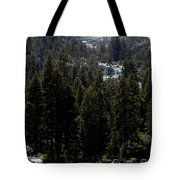 Eagle Falls Emerald Bay Tote Bag