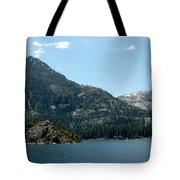 Eagle Falls In Emerald Bay Tote Bag