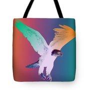 Eagle Five Tote Bag