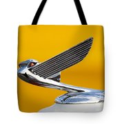 Eagle Hood Ornament Tote Bag