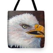 Eagle Study Tote Bag