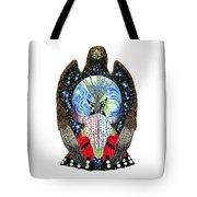Eagle Tipi Tote Bag by Tim McCarthy