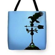 Eagle Weathervane Tote Bag