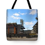 Eagles - The Linc Tote Bag
