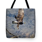 Eagle's Wings Tote Bag
