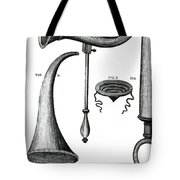 Ear Trumpets Tote Bag