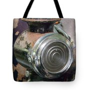 Early 1900s Buick Head Lamp Tote Bag