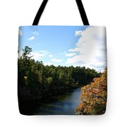 Early Autumn Colors Tote Bag