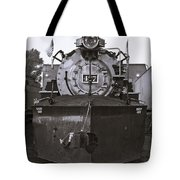 Early Call - Bw Tote Bag