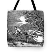 Early Christian Martyrs Tote Bag by Granger