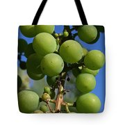 Early Grapes Tote Bag