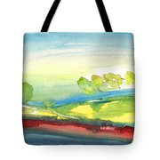 Early Morning 25 Tote Bag
