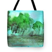 Early Morning 32 Tote Bag