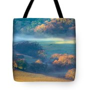 Early Morning Colors Tote Bag